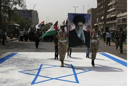Obama: Just Because Iran Is Anti-Semitic Doesn't Make It Irrational