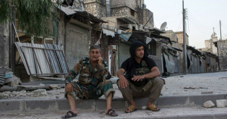 Syria war news