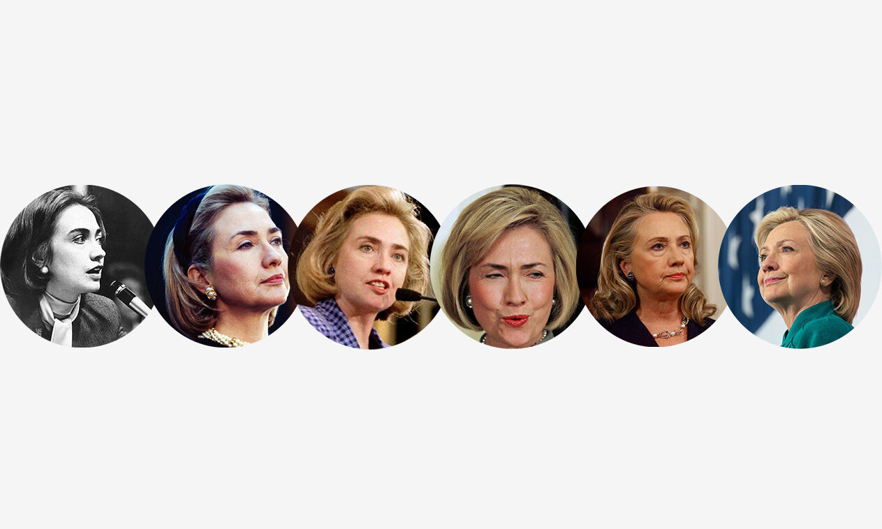 Hillary  Re-Re-Re-Re-Rebooted