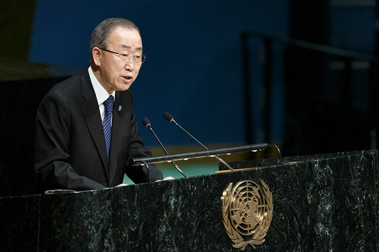 No Playing Nice With a Corrupt UN via @commentarymagazine