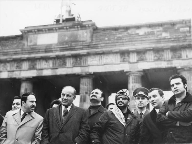 East Germany's Assault on Israel