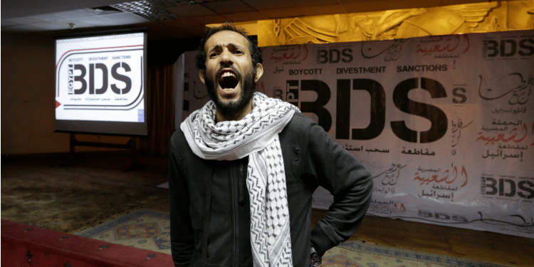 Who's Afraid of the Big, Bad, BDS Movement? via @commentarymagazine