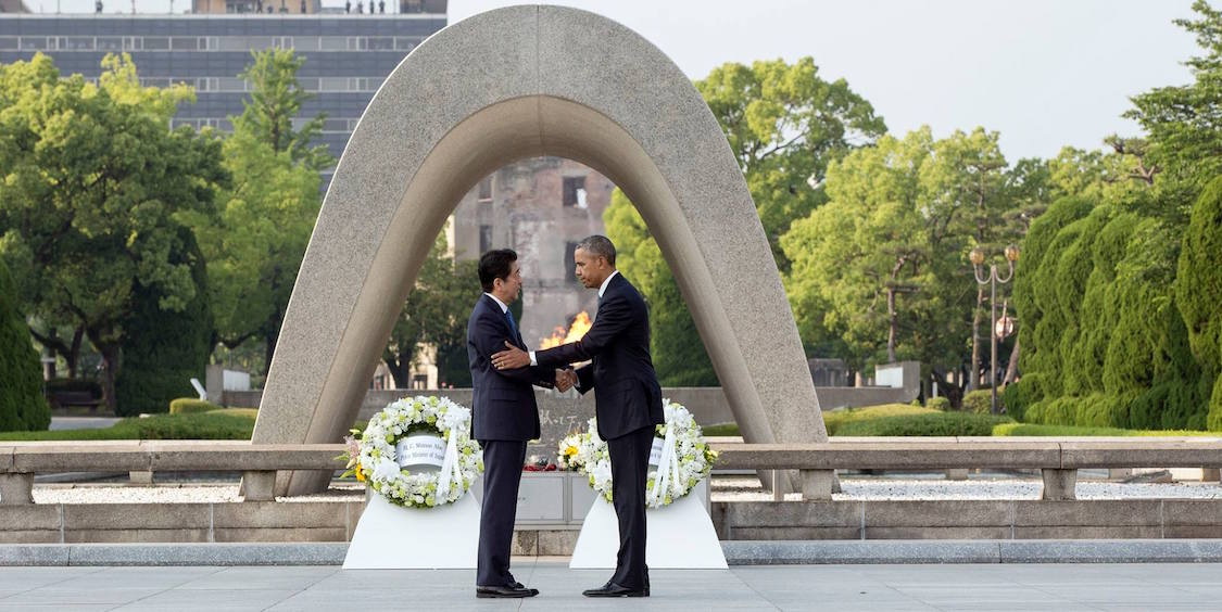 Hiroshima, His Amour
