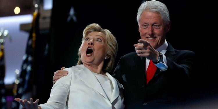 Clinton server