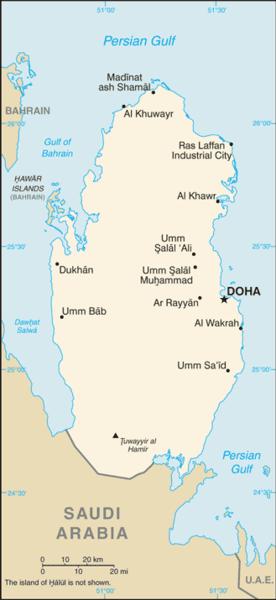 Could Qatar Disappear?