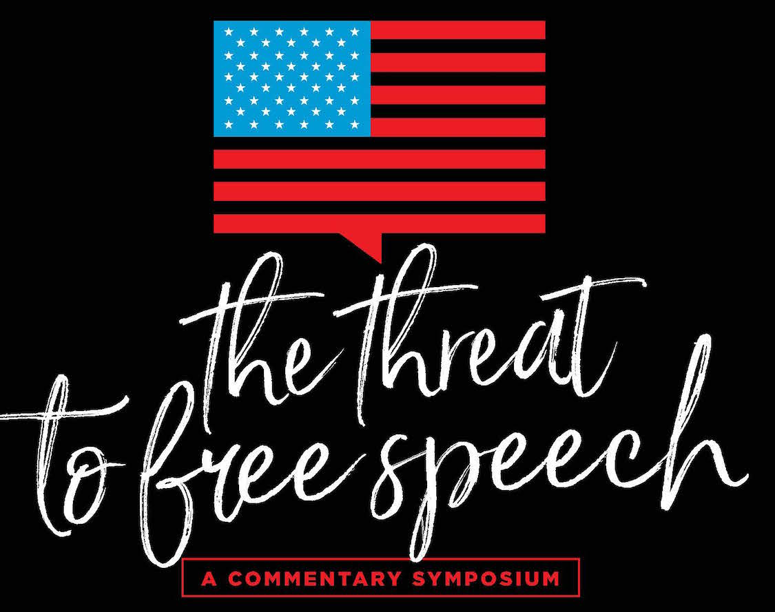 Christina Hoff Sommers: The Threat to Free Speech