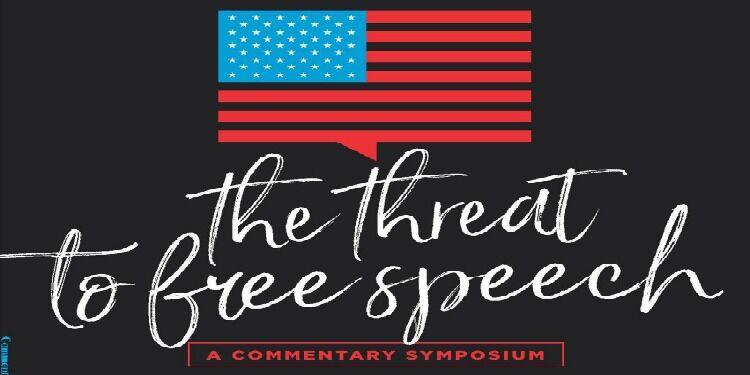 Jonah Goldberg: The Threat to Free Speech