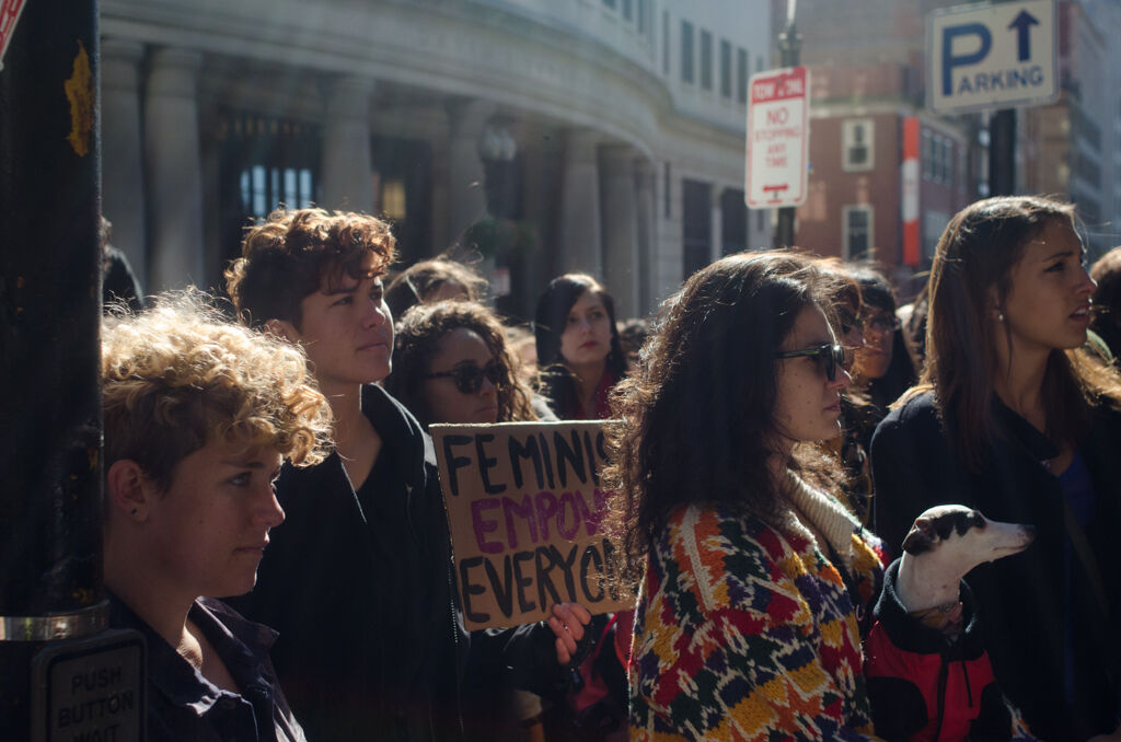The Injustice of the 'Rape-Culture' Theory