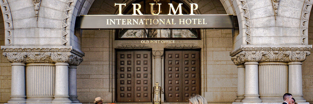 The Trump Hotel: A Safe Space