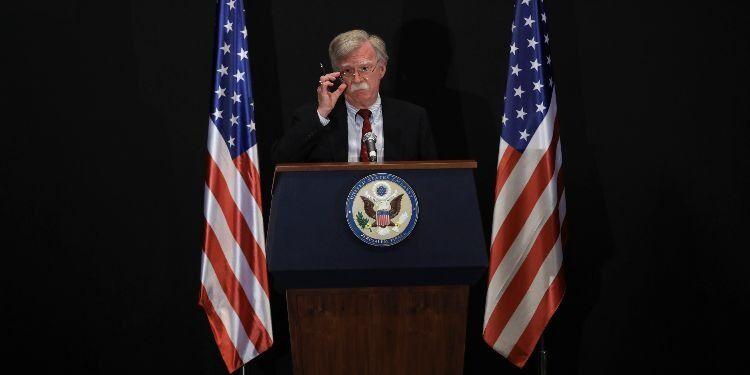 John Bolton's Integrity