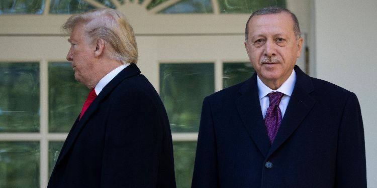 A Missed Opportunity to Embarrass Turkey's Erdogan