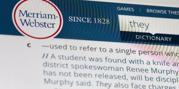 What's in a Pronoun?