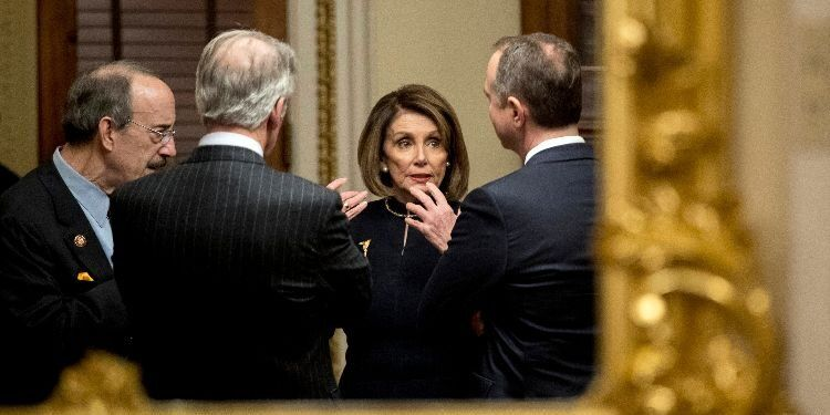 Nancy Pelosi, What Are You Doing?