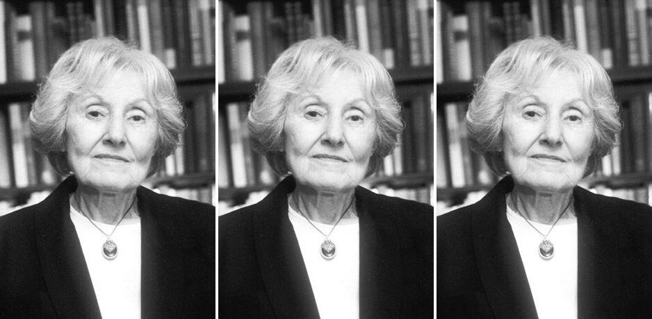 My Mother, Gertrude Himmelfarb