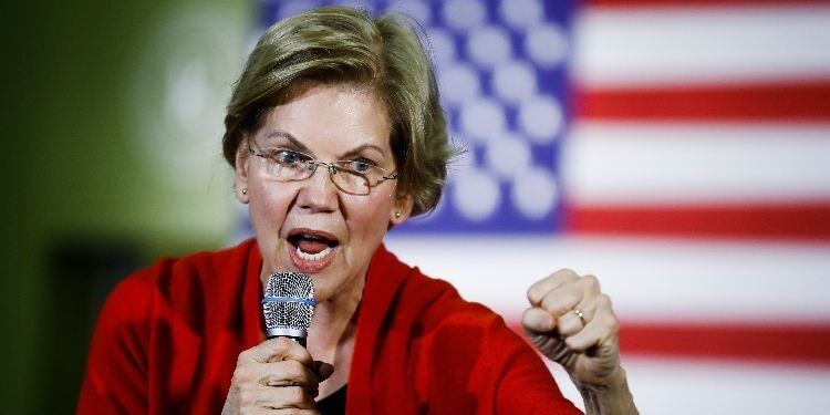 Elizabeth Warren's Authoritarian Tic