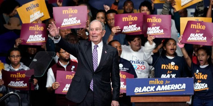 Not Being Woke Enough Won't End Bloomberg's Campaign