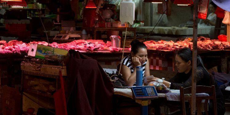 China's Ghastly Blame Game