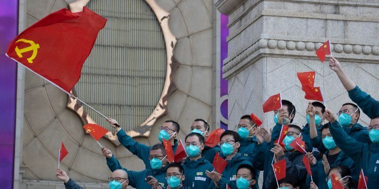 Hong Kong, China, and the 21st Century's Ideological Battlefield