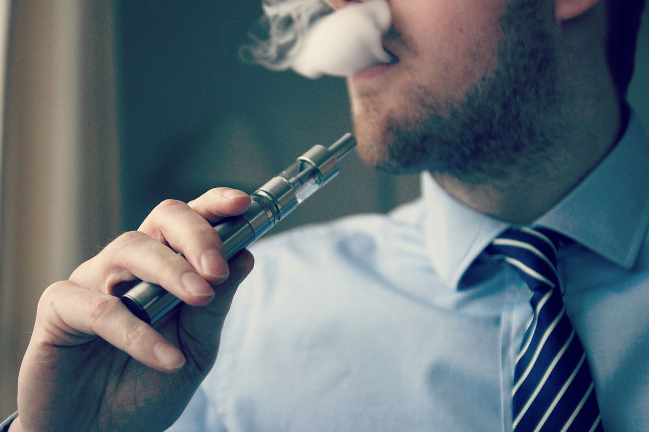 The War on Vaping