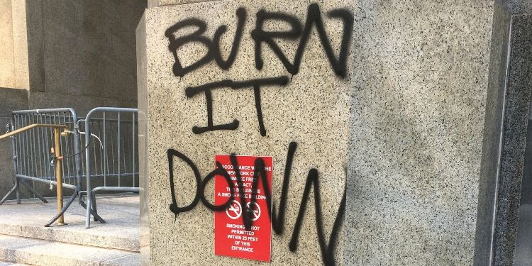 The Brewing BLM Backlash via @commentarymagazine