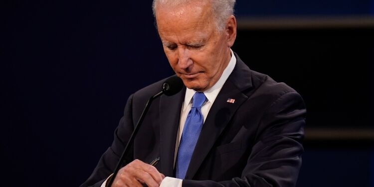 Joe Biden Is Confused